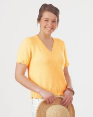 PT8287 - Ladies Vertical Rib Cotton Top PDF