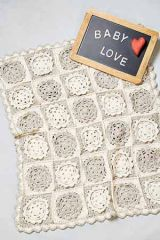 PT8537 - Crochet Cotton Baby Blanket PDF