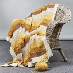 PT 8546 - Wide Stripe Blanket