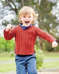 PT 8355 - Jumper or Vest for Kids PDF