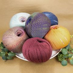 Multicoloured 4 Ply Sock Yarn