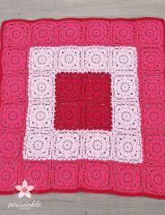 Square Motif Blanket PDF