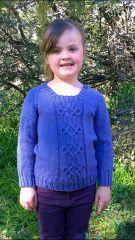 Little Taliesin Sweater PDF