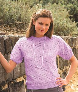 PT8188 - Lace Pullover PDF
