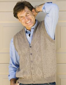 PT8218 - Men's Diamond Vest PDF