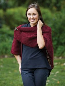 PT8463 - Crochet Shawl