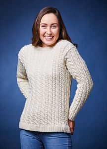 PT8497 - Cable Pullover