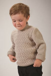 PT8527 - Kids Textured Jumper PDF