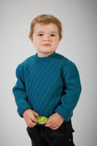 PT8532 - Kids Textured Jumper