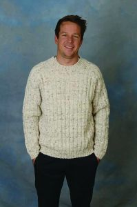 PT8533 - Men's Round Neck Jumper