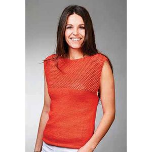 PT8539 Easy Knit Cotton Top