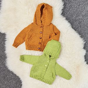 PT8573 - Babies Hoodie with Pockets PDF