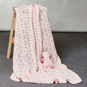 PT 8581 - Babies Diamond Lace Blanket