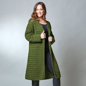 PT8582 - Longline Crochet Coatigan PDF