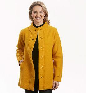 Style BG Boiled Wool Coat