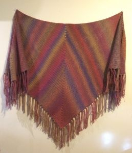 Bloom Shawl PDF