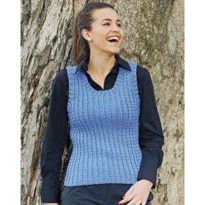 PT8329 - Mock Cable Vest PDF