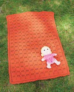 PT8385 - Crochet Baby Blanket