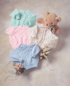 PT8047 - Baby Jumpers and Cardigans PDF