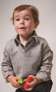 PT8525 - Kids V or Round Neck Vest PDF
