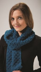 PT8528 - Fan & Lattice Crochet Scarves PDF