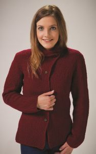 PT8529 - Ladies Moss Stitch Jacket