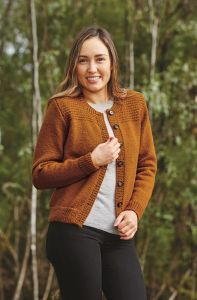 PT8503 - Moss Shoulder Cardigan